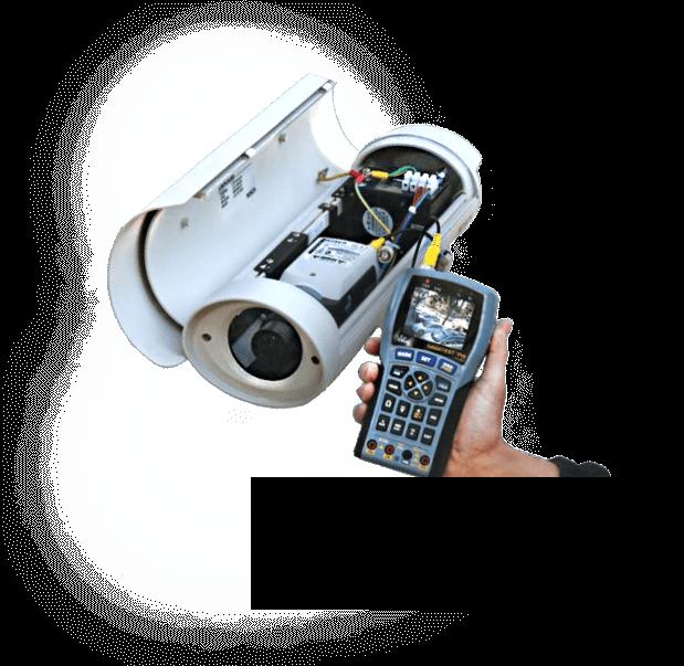 Обслуживание видеонаблюдения в Санкт-Петербурге